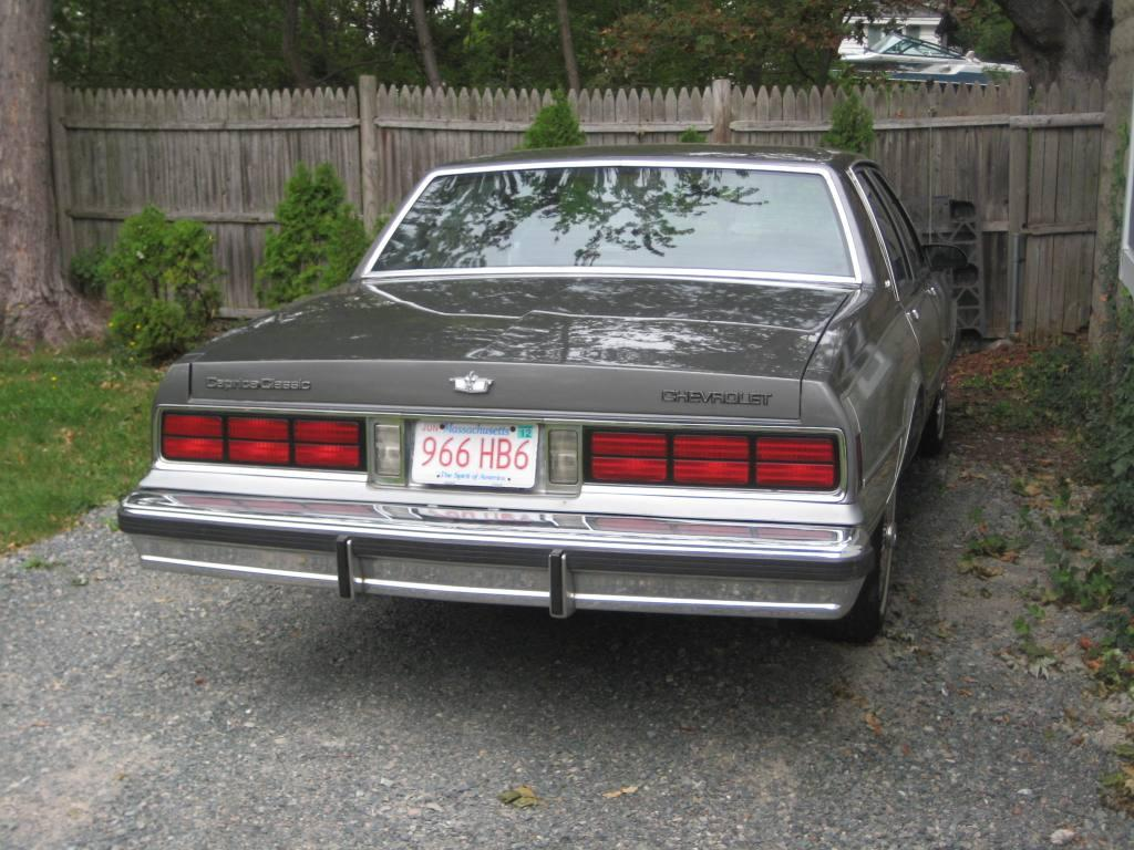 Pics of my new 1987 caprice chevy impala forums click image for larger version name 001g views 11682 size 1365 publicscrutiny Images