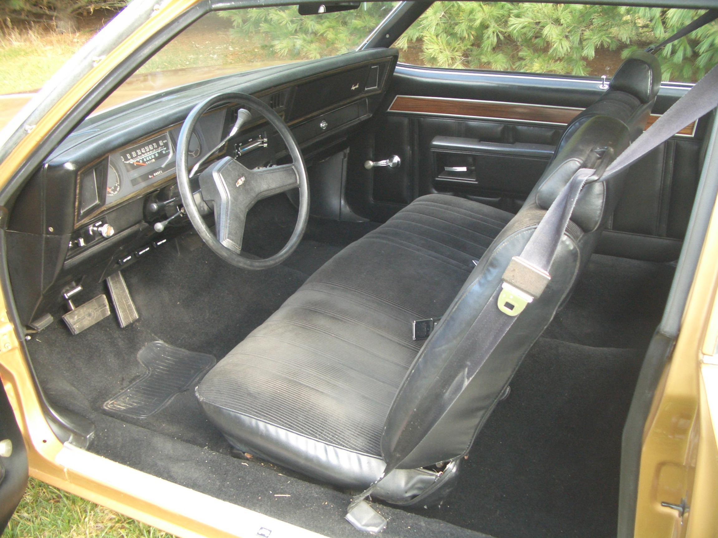 1977 Impala 2 door Black int, NON-AIR $6995 - Chevy Impala Forums