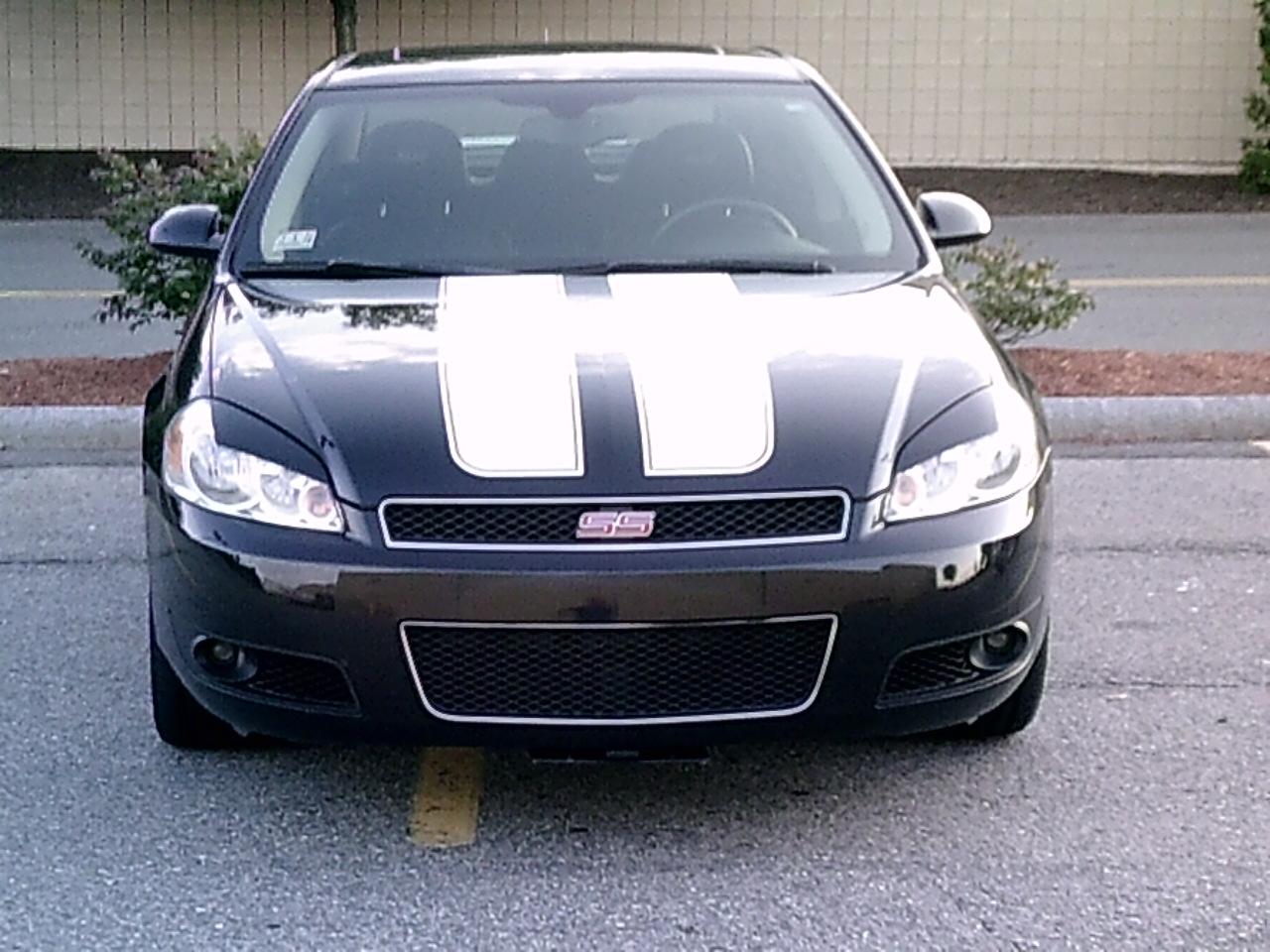 Impala 2009 chevy impala body kit : Vinyl Stripes - Page 2 - Chevy Impala Forums