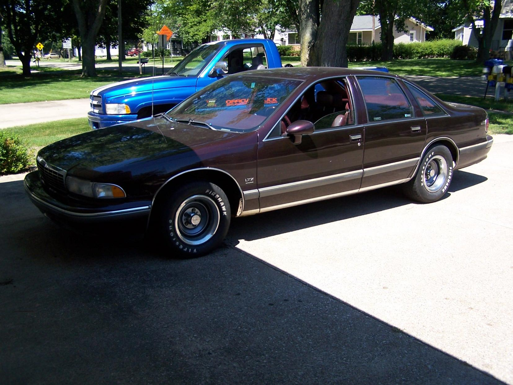 Post Your 91 96 Caprices Page 4 Chevy Impala Forums
