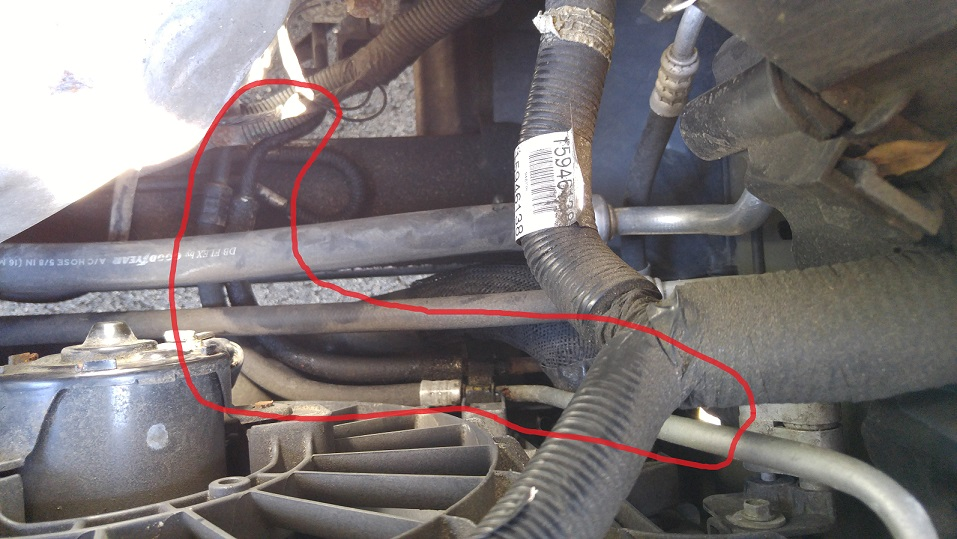 Multiple codes, obvious fix after the fact - Chevy Impala Forums