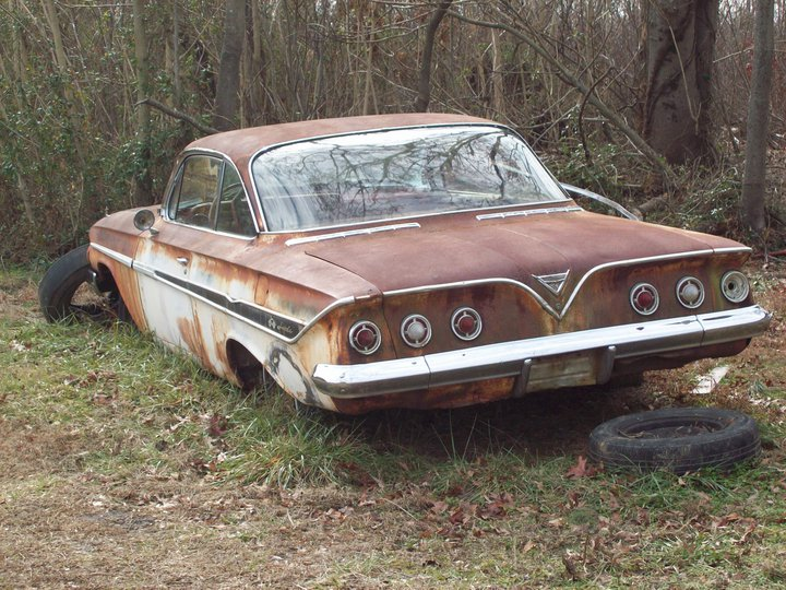 Is This Worth 3000 61 Bubbletop Chevy Impala Forums