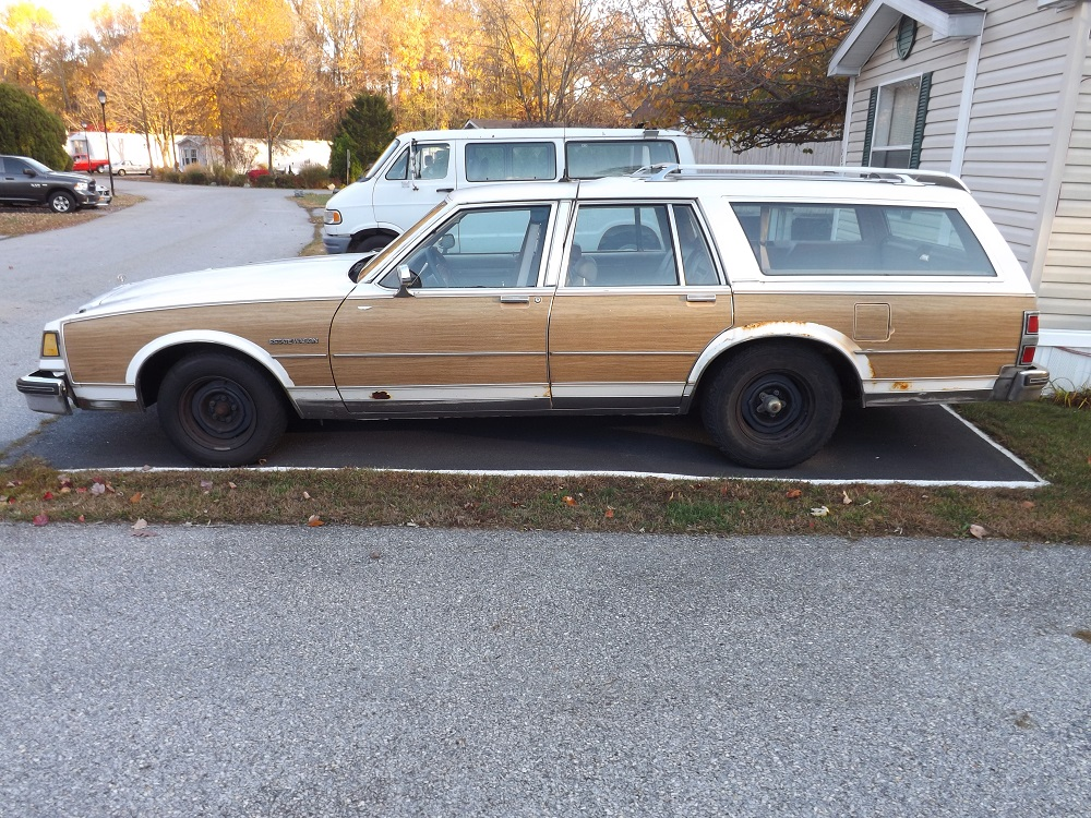 Is Buick Estate Wagon Same Suspension As Caprice Wagon
