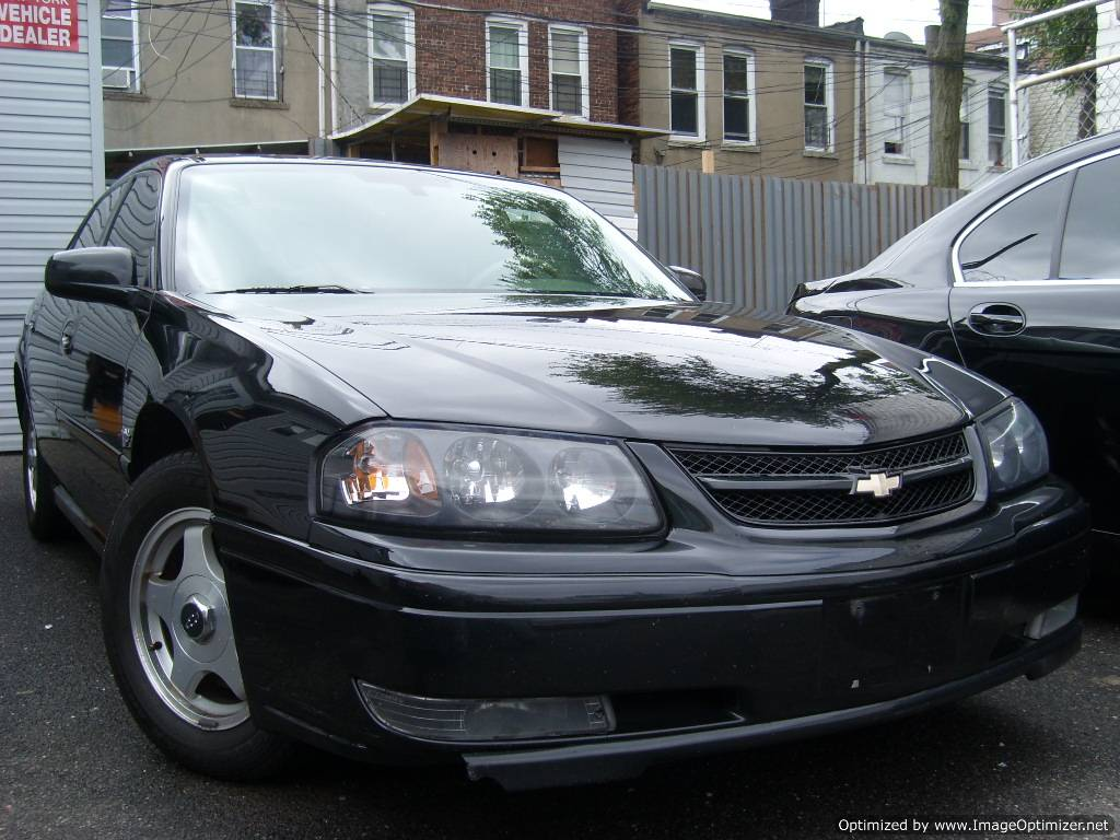 Impala SS Bumper Help - Chevy Impala Forums