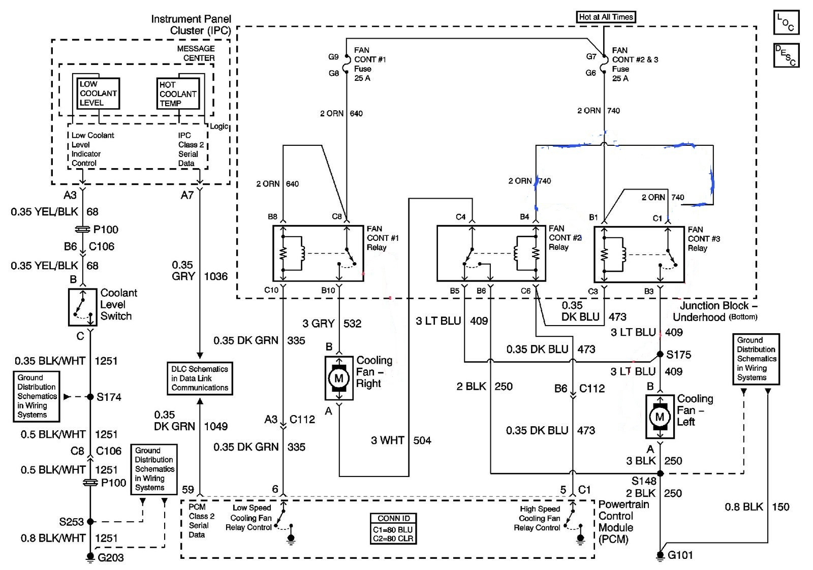 2013 Chevy Impala Wiring Diagram