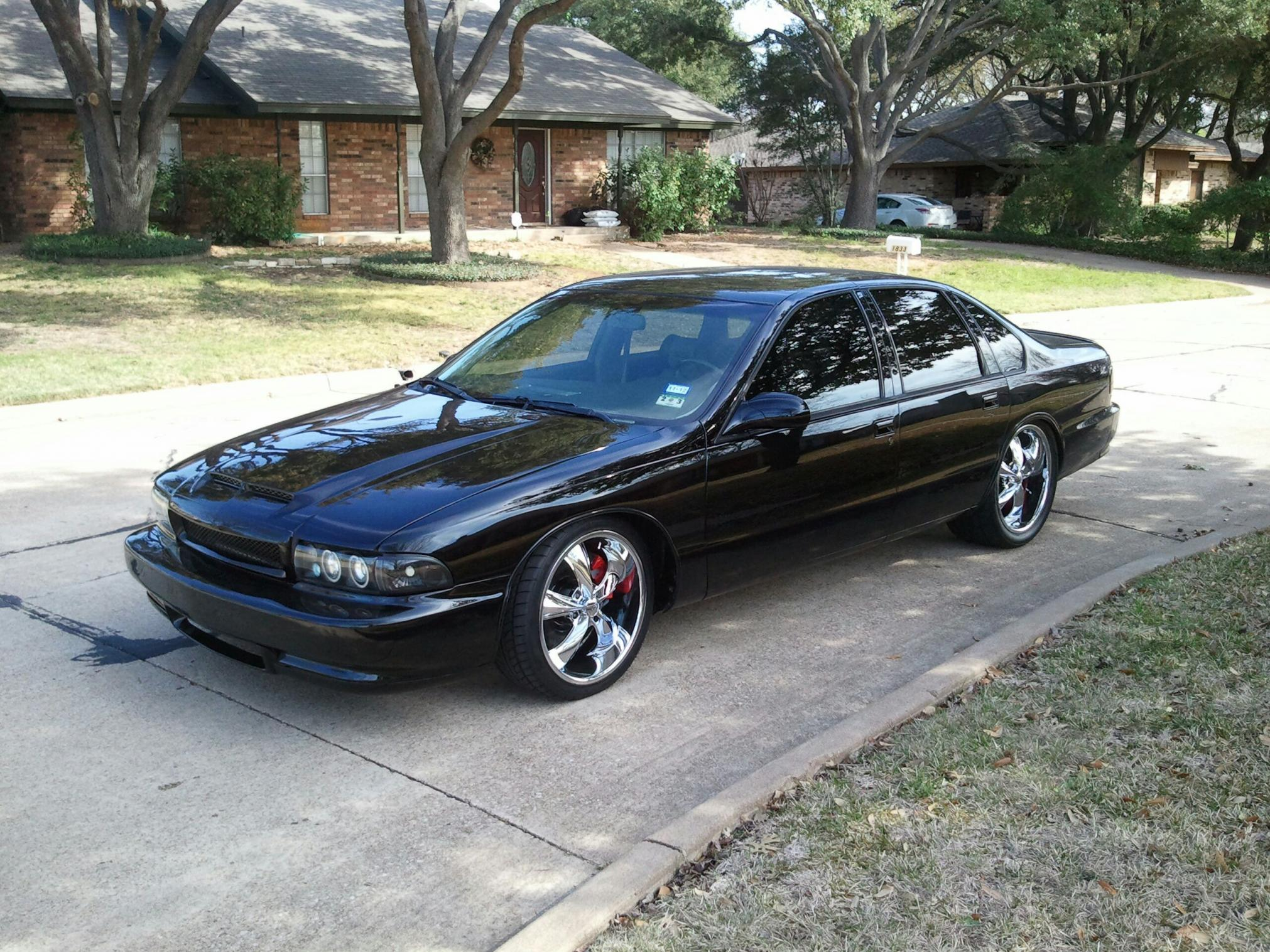 sharp 39 s procharged ls2 1996 impala ss chevy impala forums. Black Bedroom Furniture Sets. Home Design Ideas