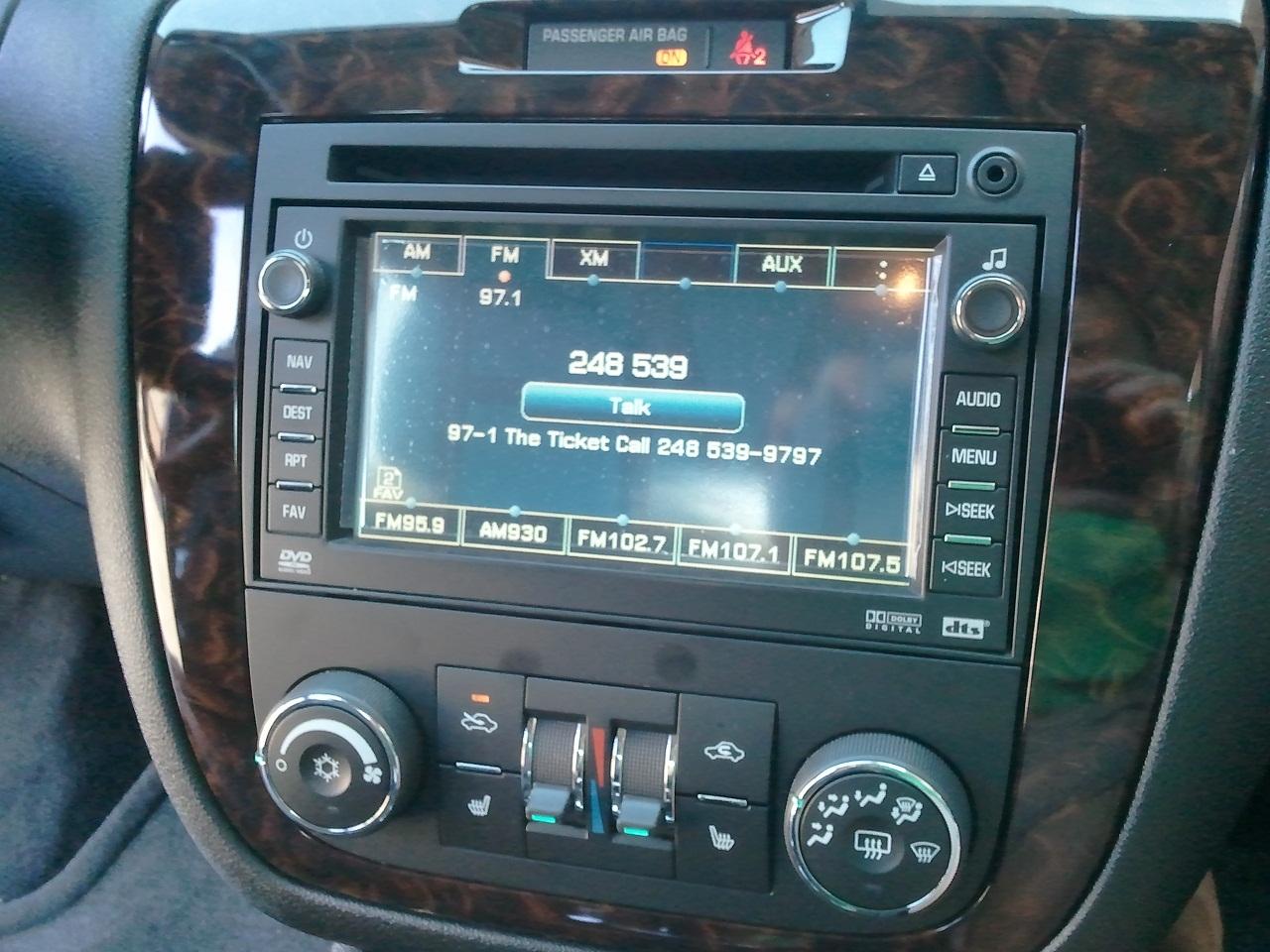 2012 Impala Backup Camera - Chevy Impala Forums