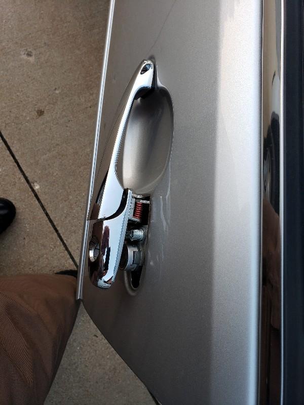 Broken Door Handle Anyone Impala Forums