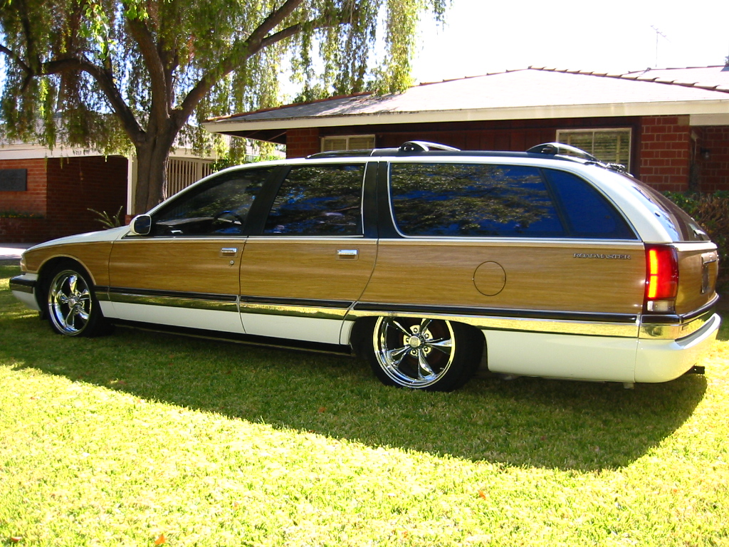 All Chevy 1996 chevrolet caprice wagon : Newbie wagon questions - Chevy Impala Forums