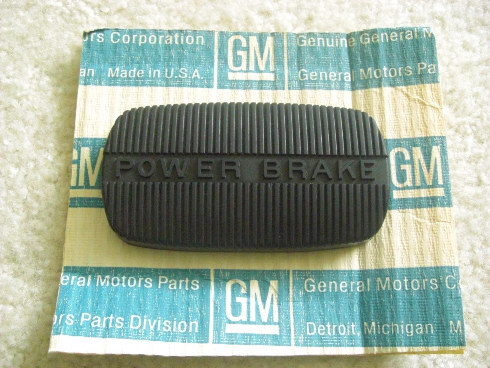 Nos Gm Parts For 1965-72 Impala / Ss