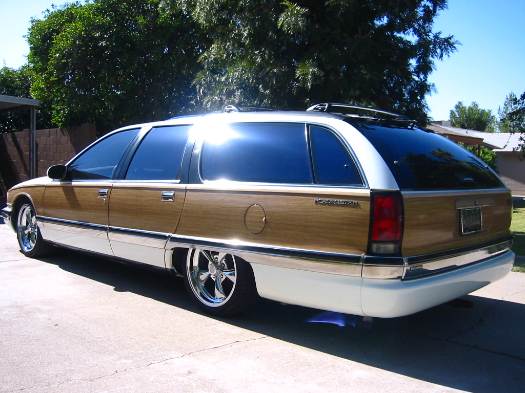 Image result for 1994 roadmaster wagon