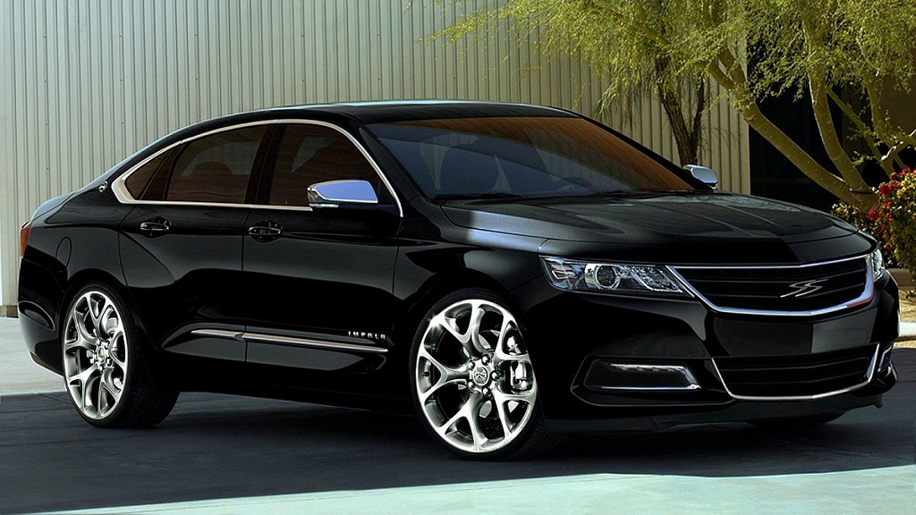 Curious Chevy Impala Forums