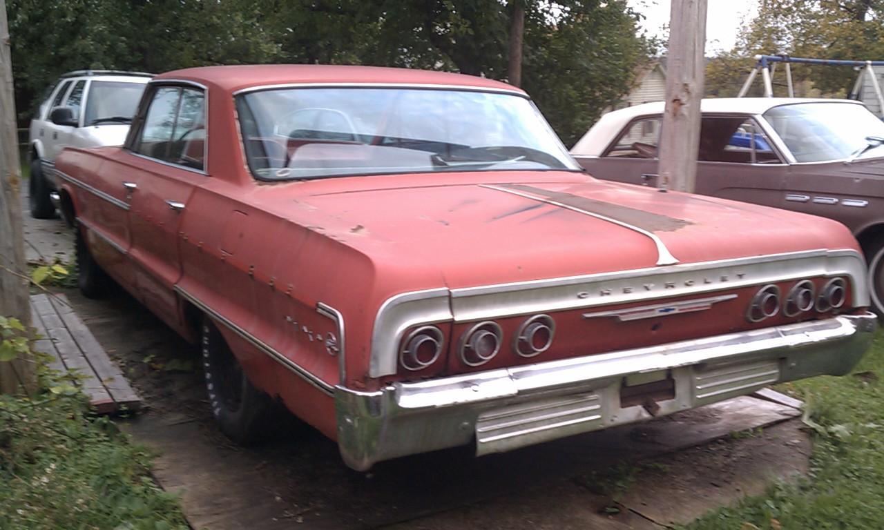 1964 chevy impala for sale cheap autos weblog