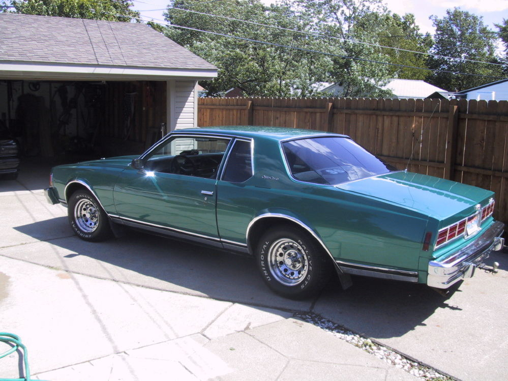 78 Caprice Coupe Value