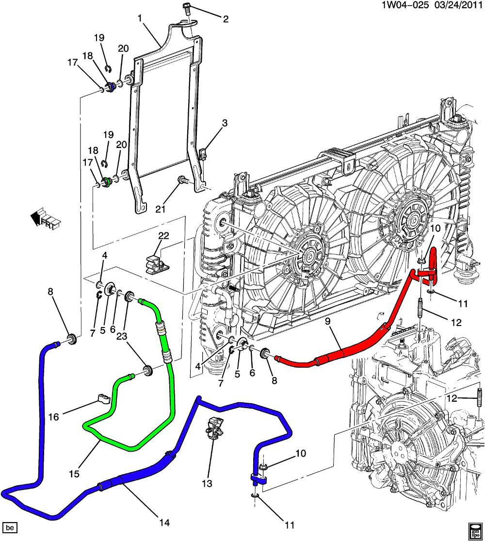 2006 Impala Transmission Diagram Schematic Diagrams 2012 Engine Cooling Part Circuit Connection 2003 38