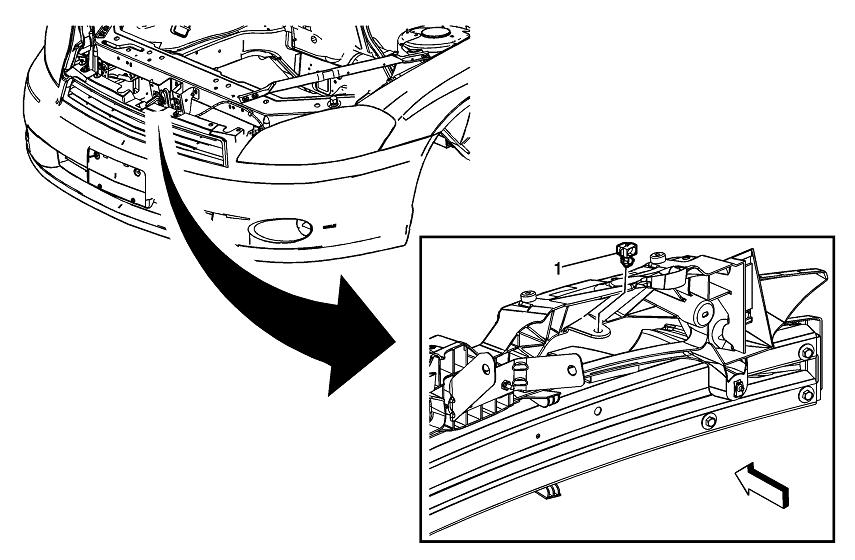 outside temperature sensor - Chevy Impala Forums