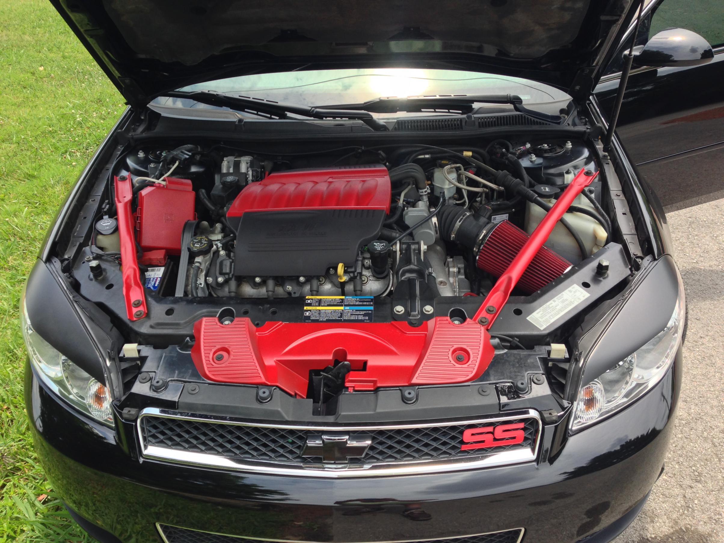 Impala Ss 2006 Custom