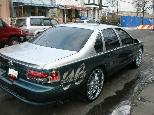 1996 Impala Ss Top 5 Alive Chevy Impala Forums
