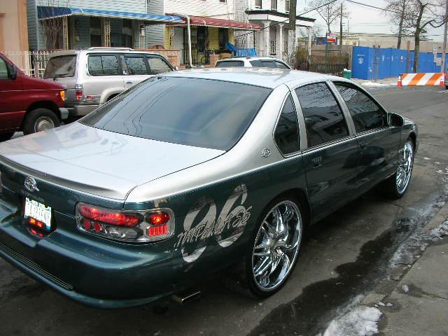 1996 Impala Ss Top 5 Alive - Chevy Impala Forums