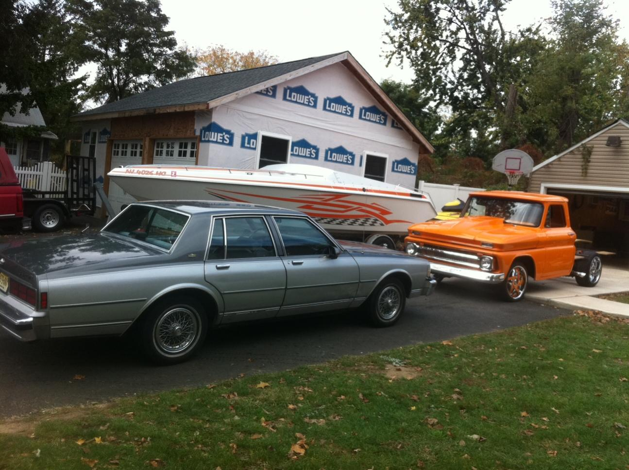 Pics of my new 1987 caprice page 2 chevy impala forums click image for larger version name cappy pumpking views 1555 size publicscrutiny Images