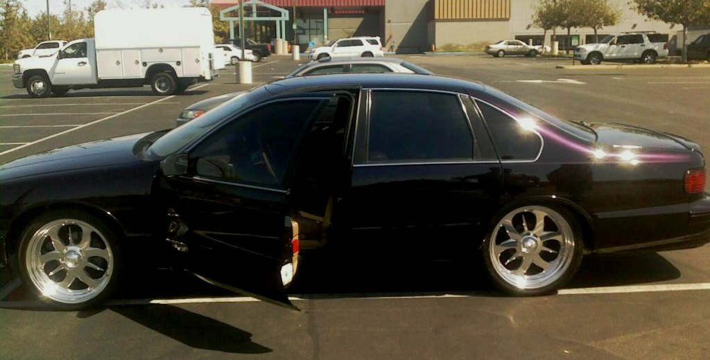 95 Caprice Custom 4 3l 72k California Chevy Impala Forums