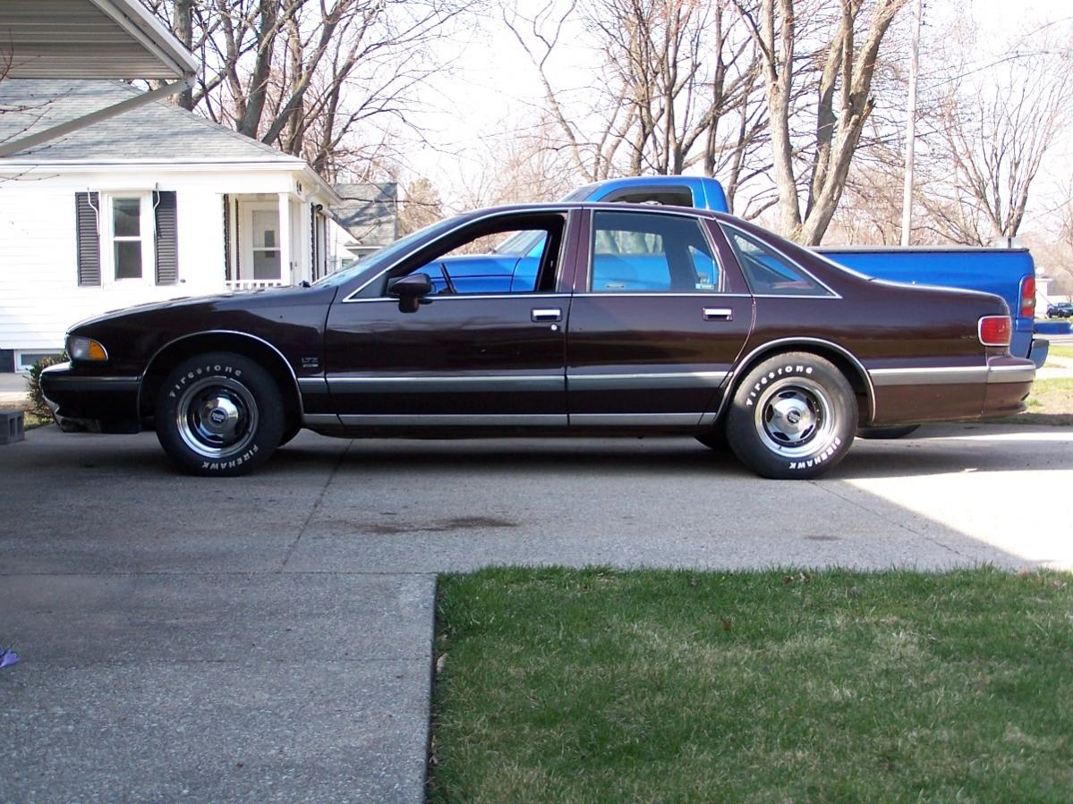 Post Your 91-96 Caprices - Page 2 - Chevy Impala Forums