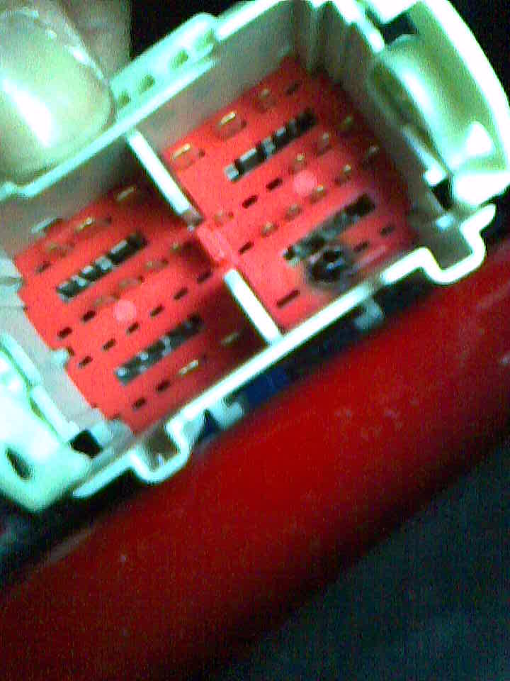 Rear Defroster Burnt Wire Fix Write Up | Impala ForumsImpala Forums