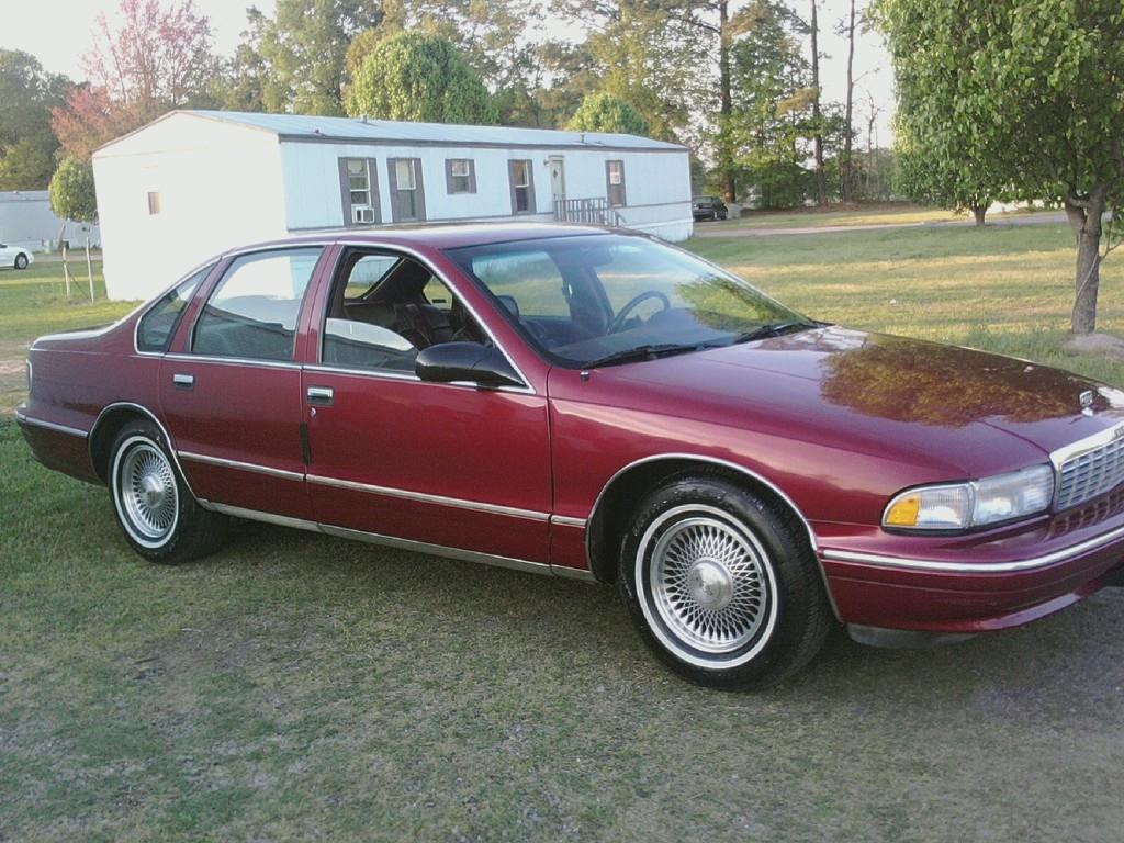 rusty impala