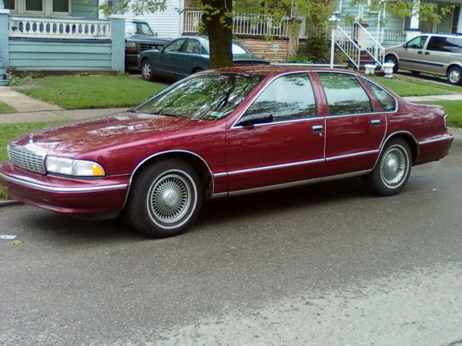 Post Your 91 96 Caprices Page 2 Chevy Impala Forums