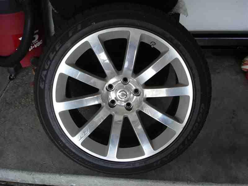 Chrysler 300 Bolt Pattern >> Would The Chrysler 300c Srt8 Rims Fit On A Imp Chevy Impala Forums