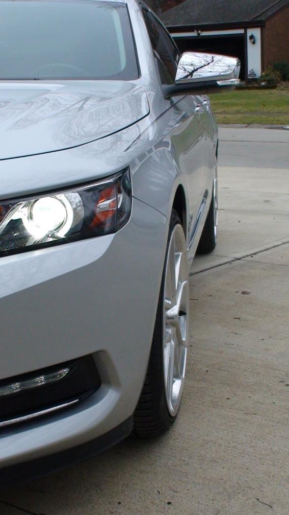 "NEW Camaro 21/"" wheel rim OEM GM FITS 2014-2019 IMPALA LTZ"