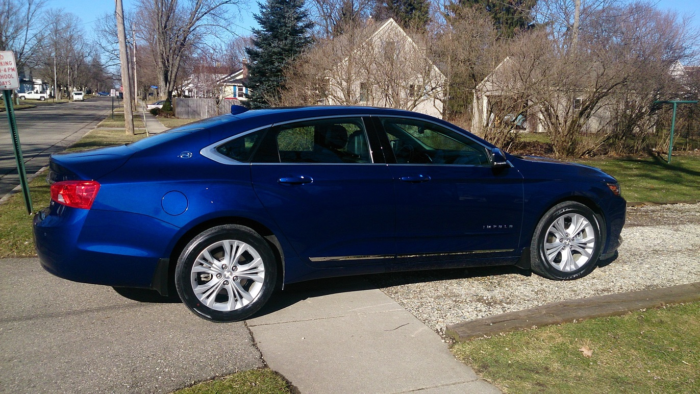 Impala 2014 chevrolet impala accessories : 2015 Chevy Impala OEM and Aftermarket Options - Chevy Impala Forums