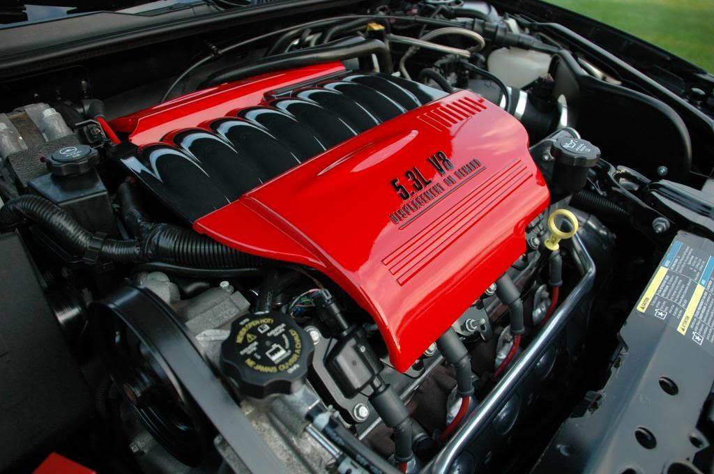 engine dress up kits  Chevy Impala Forums