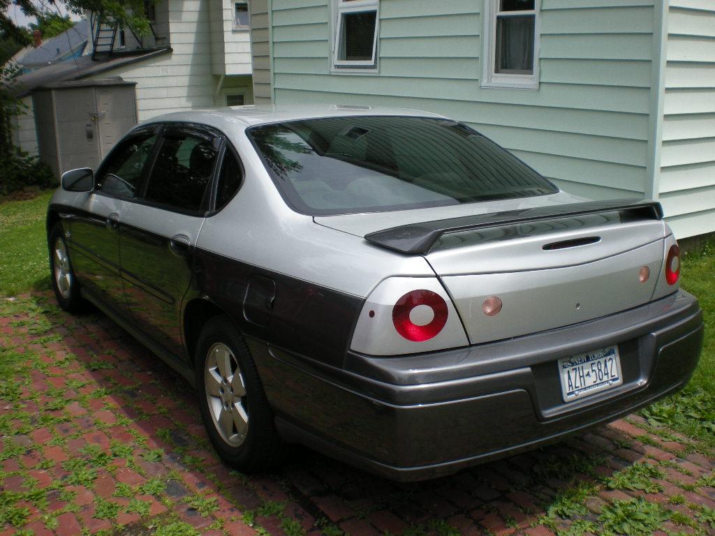 Impala 2009 chevy impala body kit : Tail Light Covers - Chevy Impala Forums