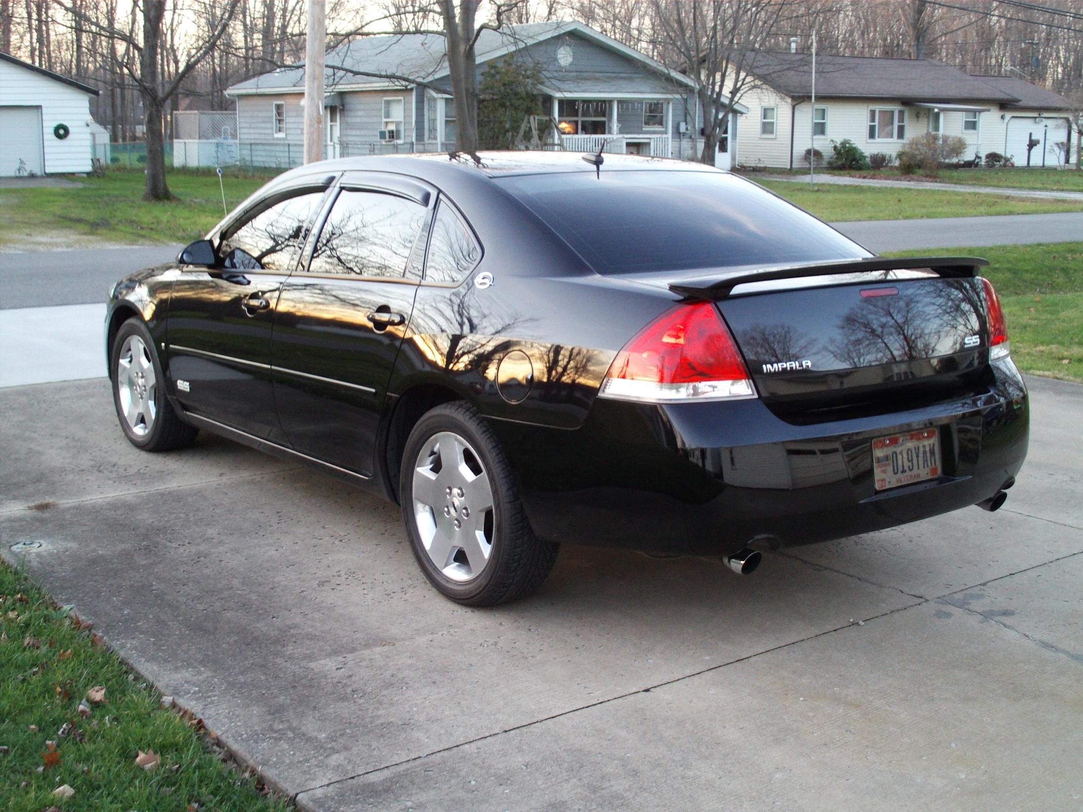 mods to my 06 ss chevy impala forums. Black Bedroom Furniture Sets. Home Design Ideas