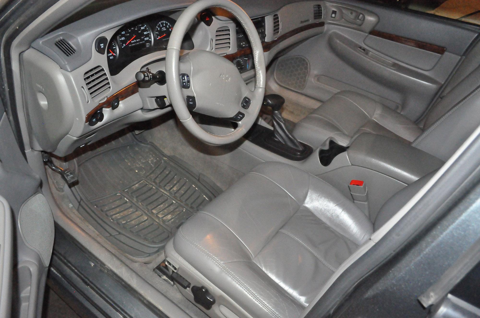 chevy impala ls forum floor mat edit 2