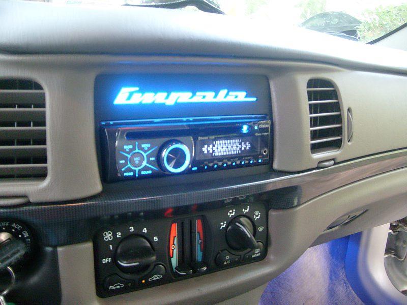 Radio dash kit - Chevy Impala Forums