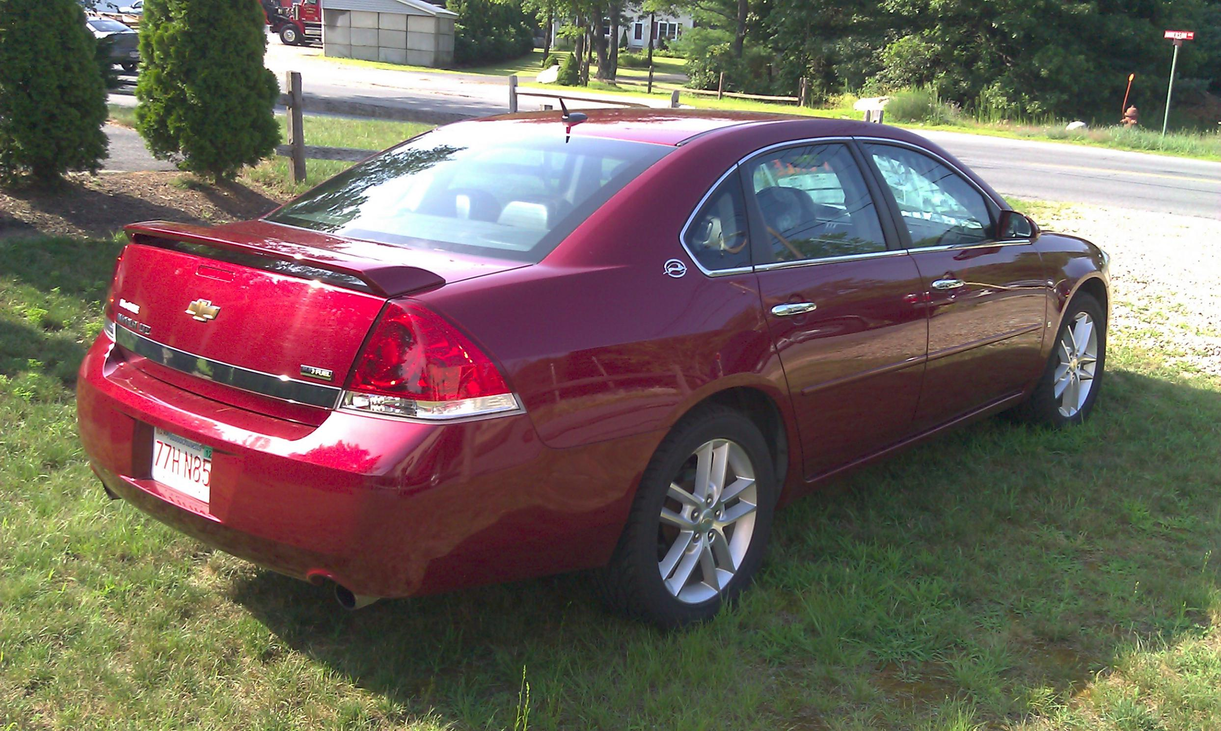 2008 Impala Ltz For Sale Impala Forums