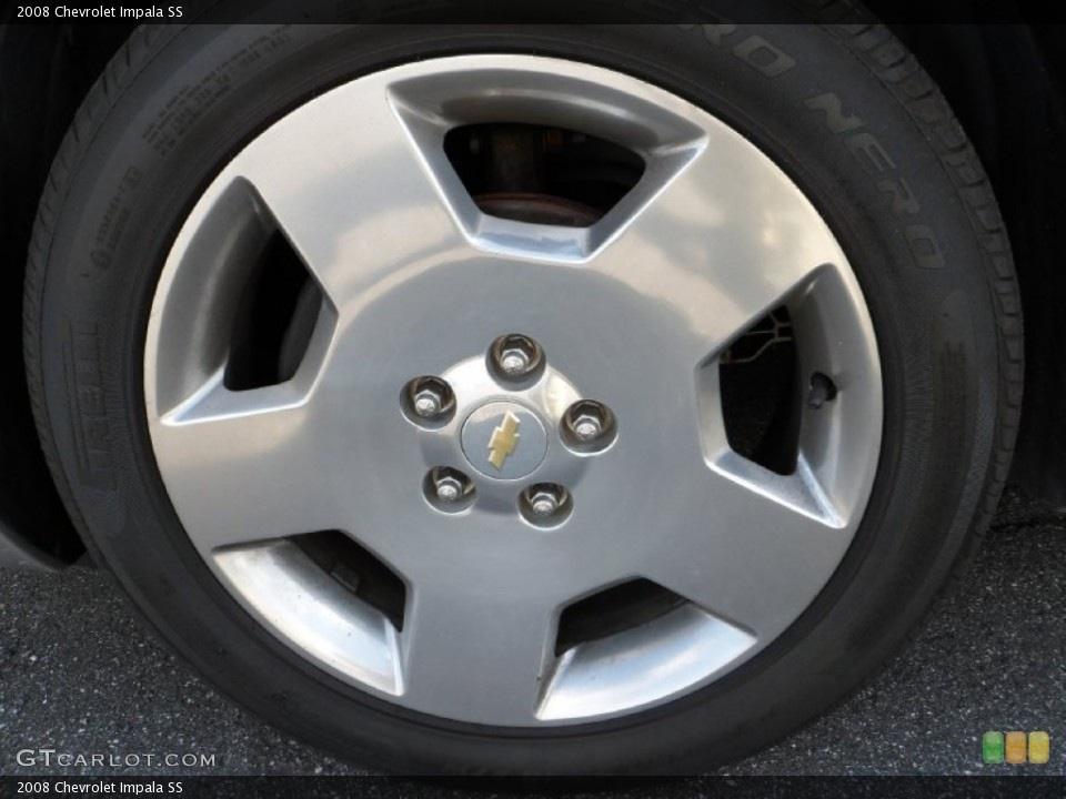 2013 Chevy Impala Ltz >> 2008 SS Rims or LTZ Rims - Chevy Impala Forums