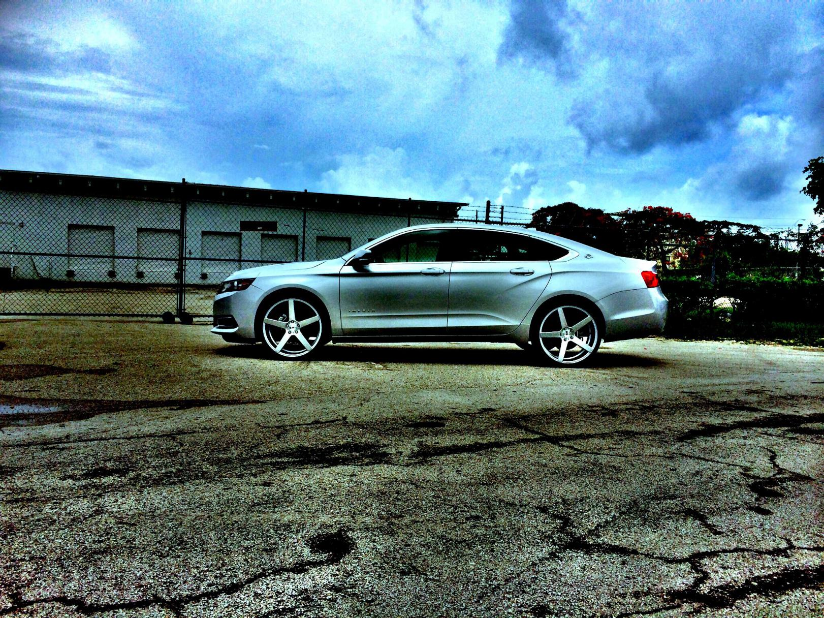 2014 Chevy Impala >> 2014 on 22's concaved - Chevy Impala Forums