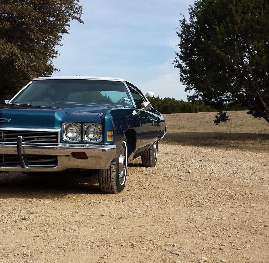 1972 impala custom - Chevy Impala Forums