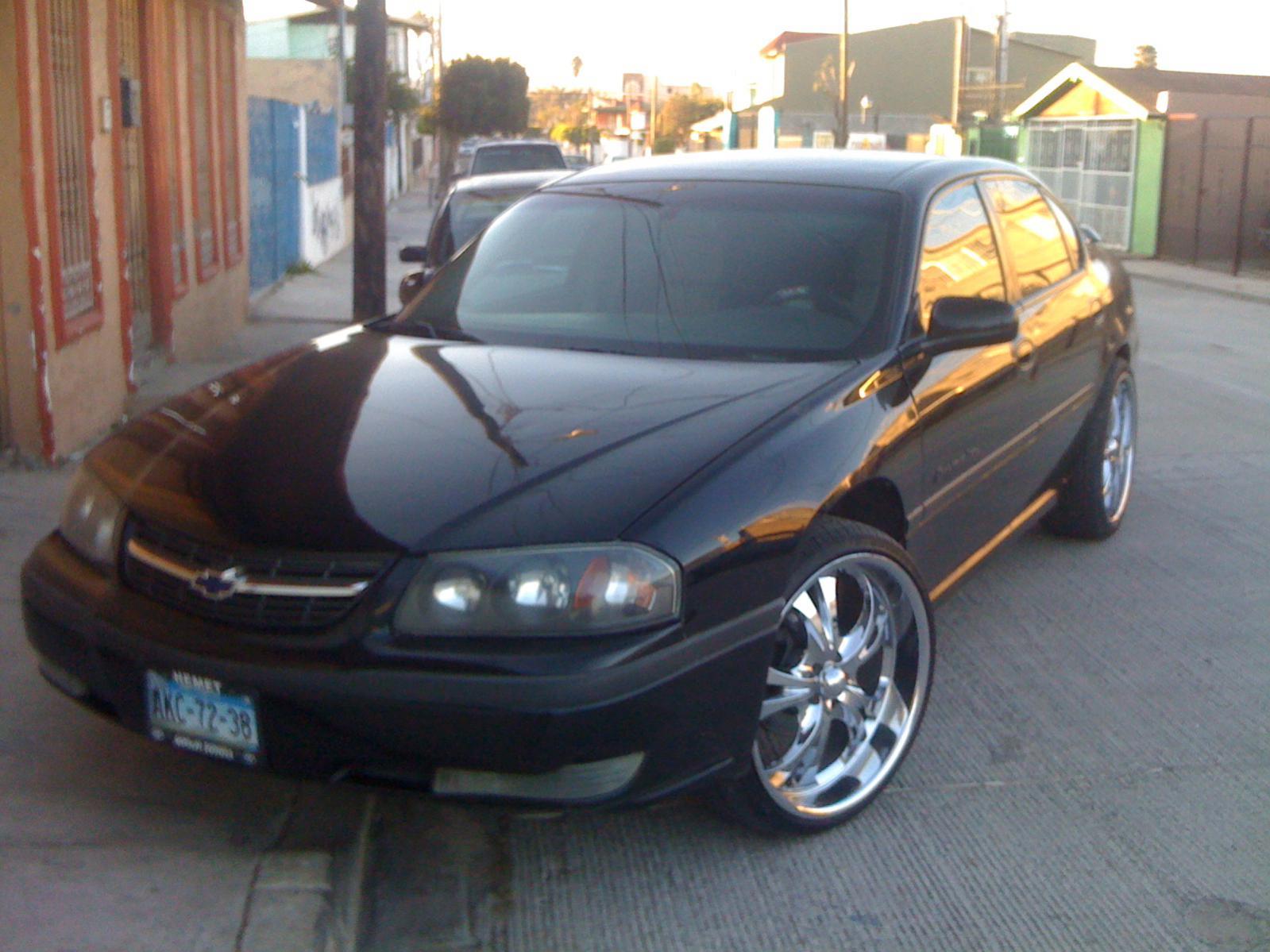 Impala 2004 chevrolet impala : 22 in my impala 2004 - Chevy Impala Forums