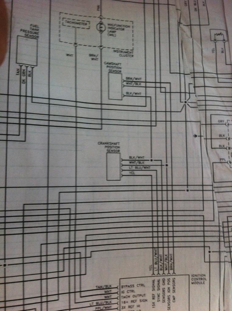 Chevy Tach Wiring Diagram | Wiring Diagram on