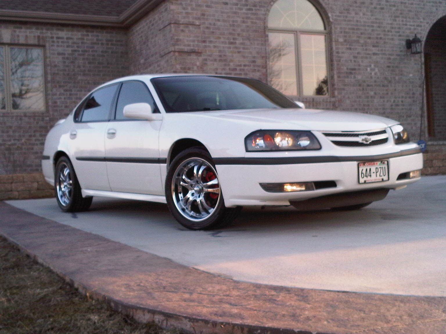 All Types 2004 impala ss indy edition : What grill for 04 impala - Chevy Impala Forums