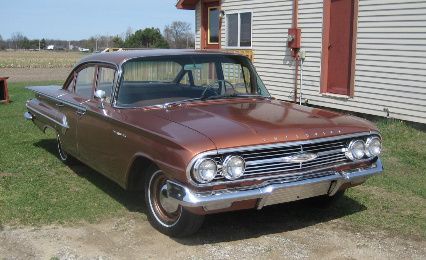 All Chevy 1960 chevrolet biscayne 2 door : 1960 Bel Air 283 2bbl value - Chevy Impala Forums