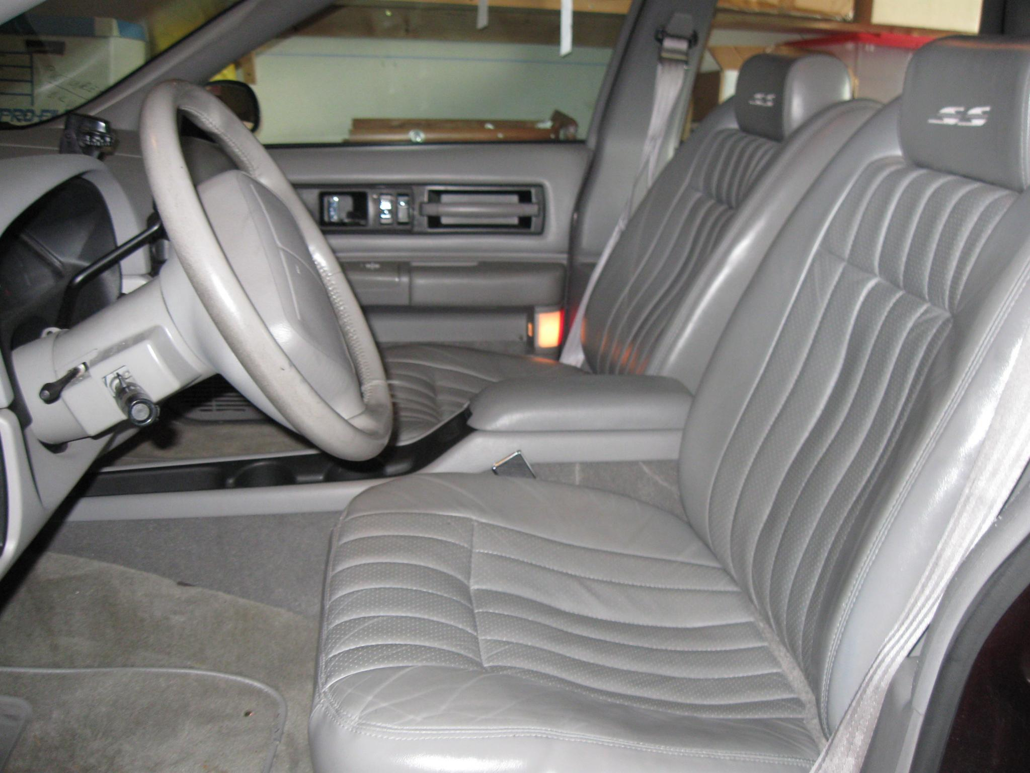 95 Impala Ss Seat Covers Velcromag
