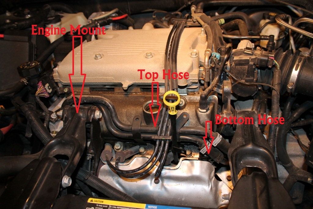 Removing Valve Covers To Replace Leaking Gaskets Chevy Impala Forums