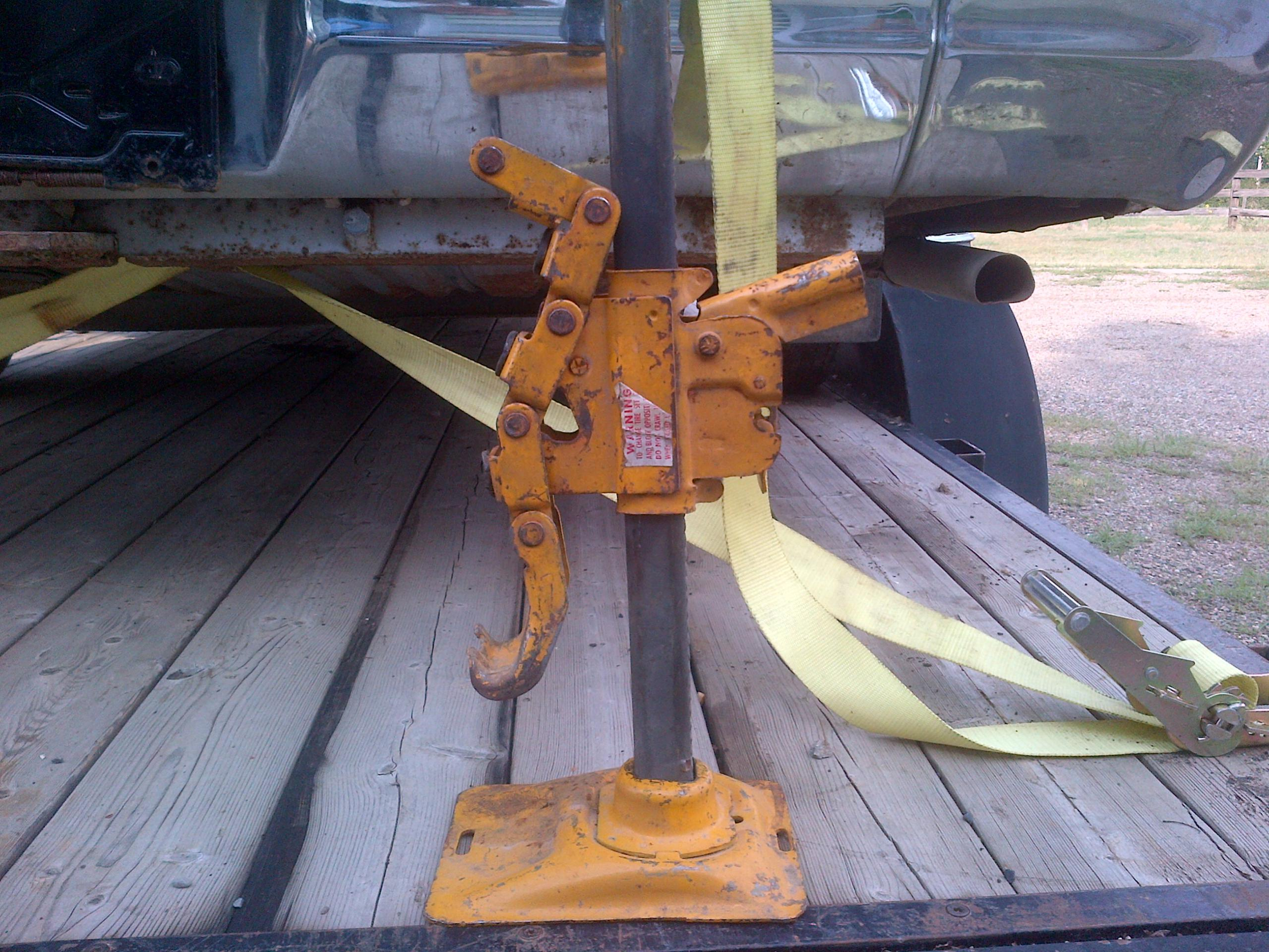 Used 2014 Chevy Impala >> How to identify the correct bumper jack for 1965? - Chevy ...