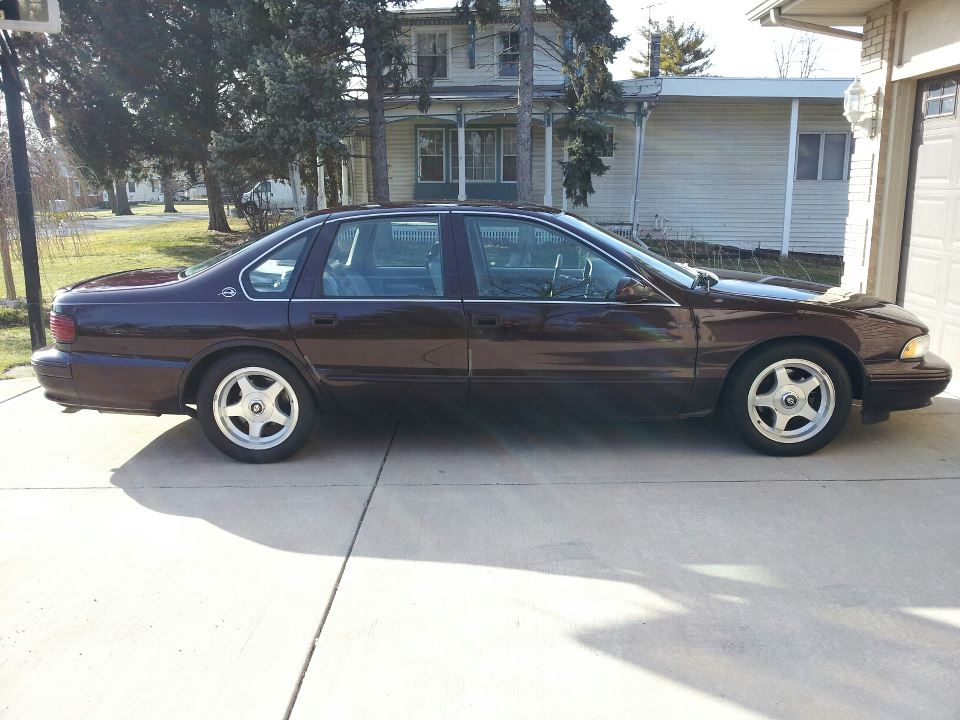 For sale: 1996 Chevrolet Impala SS - Chevy Impala Forums