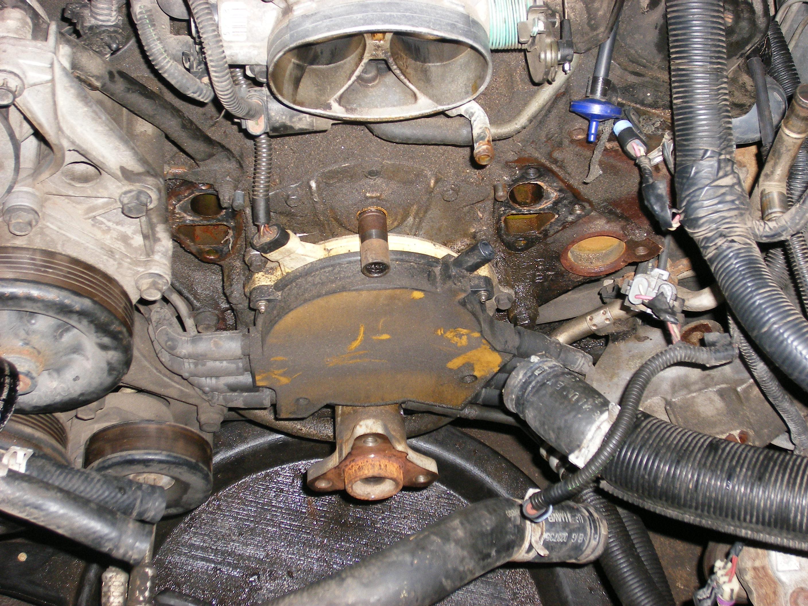 Distributor Cap And Rotor >> Code 42 - Chevy Impala Forums